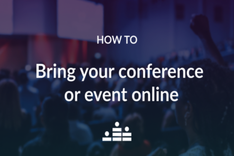 This App Brings Your Conference or Event Online