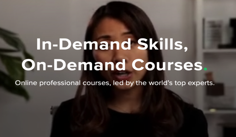 This Online Learning Site Provides In Demand Skills On Demand Courses