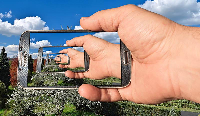 online photography training smartphone tricks marketing images